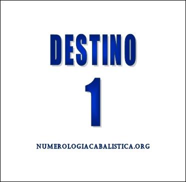 DESTINO 1