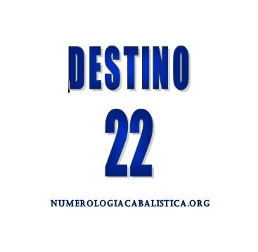 destino 22