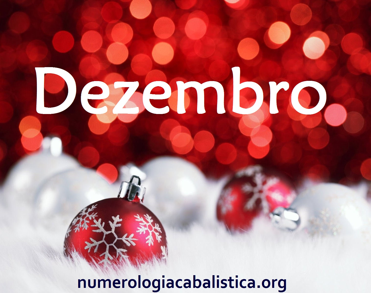 Numerologia de Dezembro